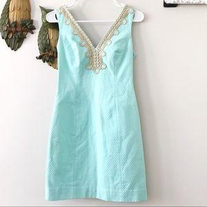 Lilly Pulitzer Bentley shift dress